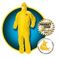 99812 KLEENGUARD* A70 Chemical Protection Coveralls