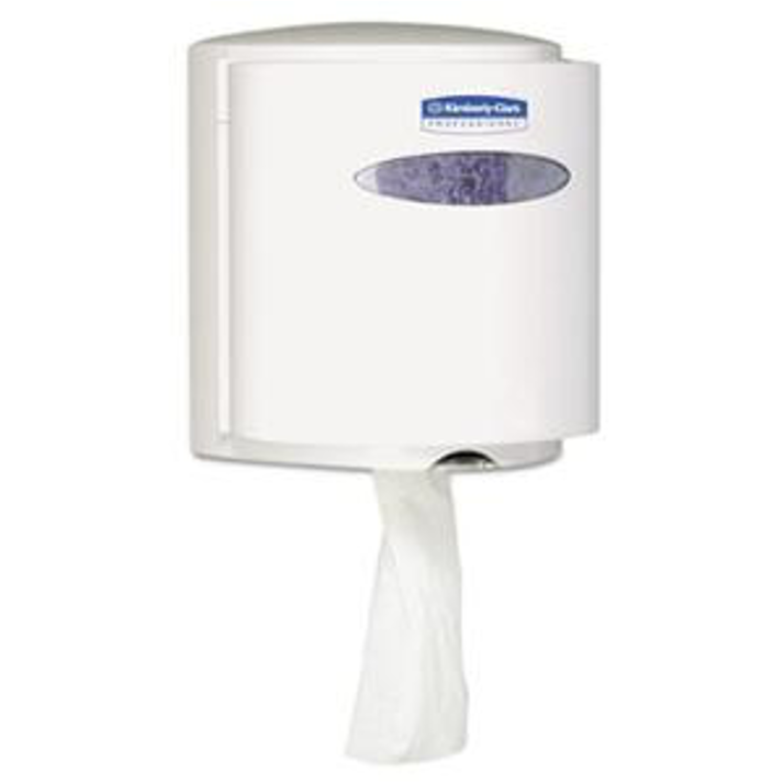 WINDOWS™ Roll Control Center Pull Dispenser - KIMBERLY-CLARK PROFESSIONAL*