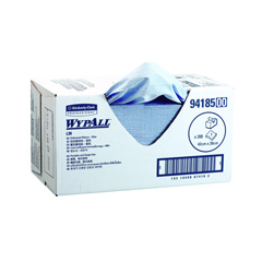 rs244 94185 wypall l30 embossed wipers blue