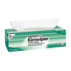 rs455 34133 kimtech science kimwipes delicate task wipers