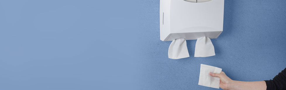 Single Sheet Toilet Paper