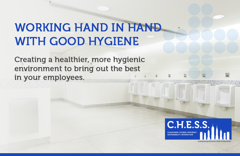 Office Washroom Efficiency, Cleanliness & Hygiene